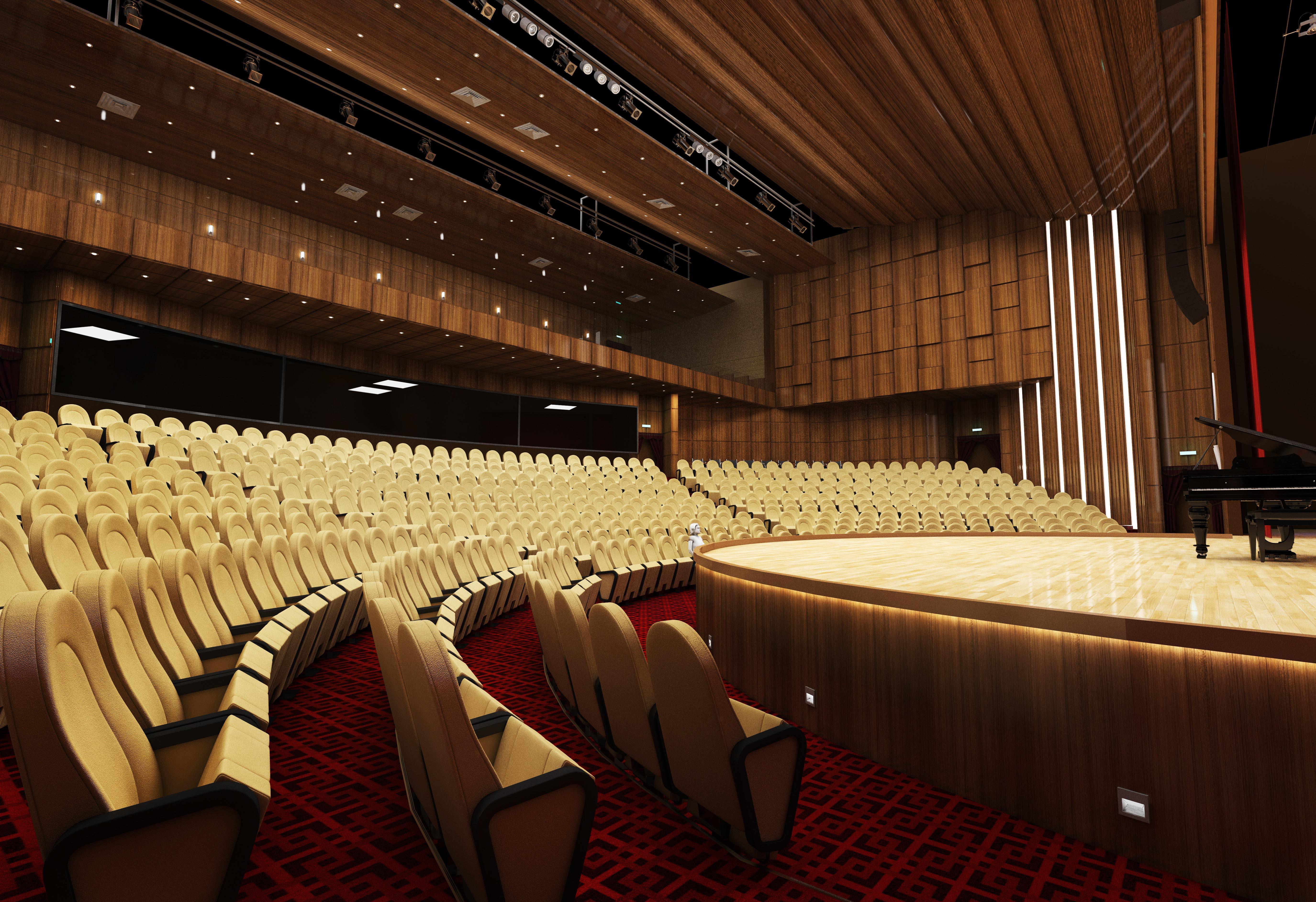 Konser Salonu Akustiği